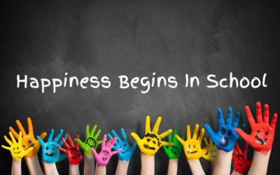 Why Creating a Happy Nation Needs to Start in Schools